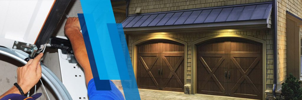 Residential Garage Doors Repair Edmonton